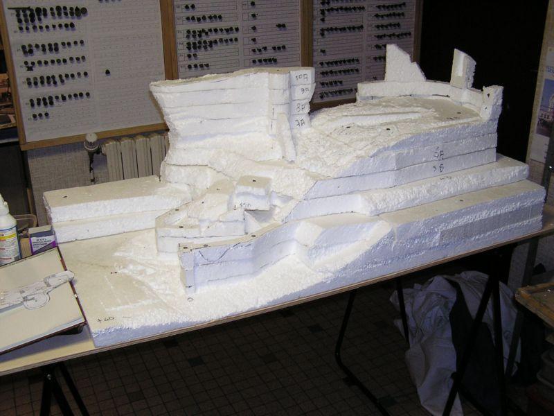 Construction du module