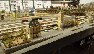 Gare principale