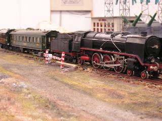 Locomotive 231 N° HR 70/12920