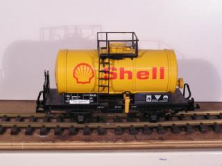 Citerne Shell 4040s